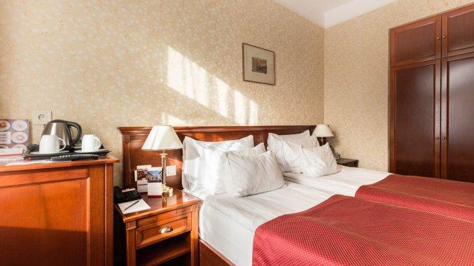 Korting Toplocatie in Praag Hotel