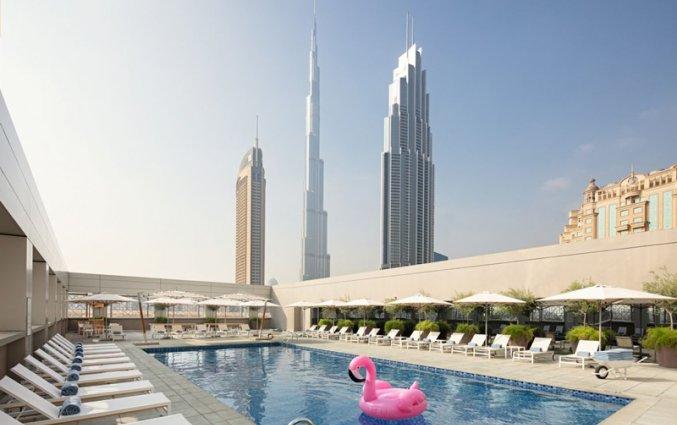 Korting Luxe in Dubai! Hotel Downtown Dubai