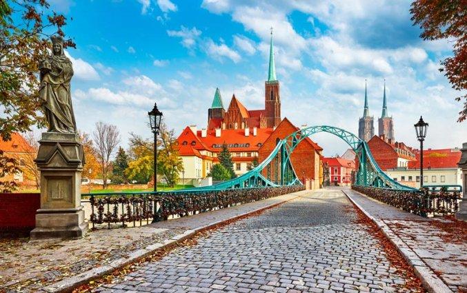 Laat je verrassen door Wroclaw!