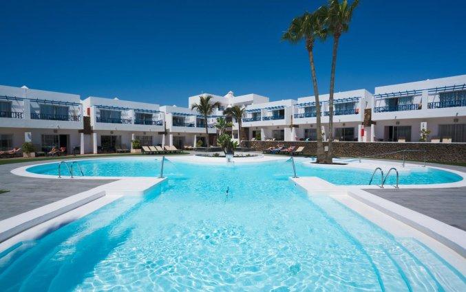 Zon, zee en strand op Lanzarote