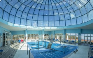 Zwembad van Hotel Spa Marbella Hills Andalusië