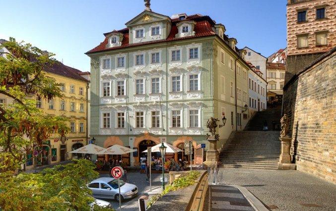 Korting Geweldig hotel in Praag