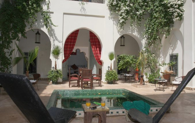 Prachtige riad in Marrakech