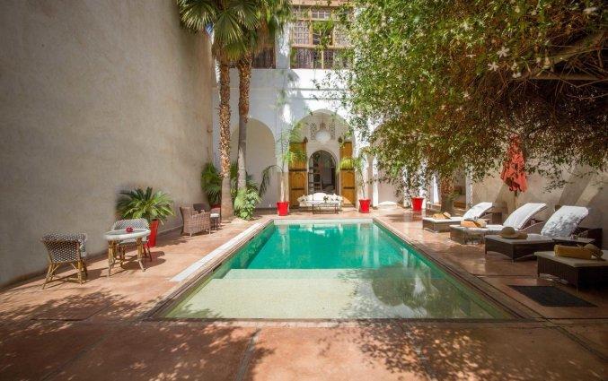 Medina Magische stedentrip Marrakech Riad