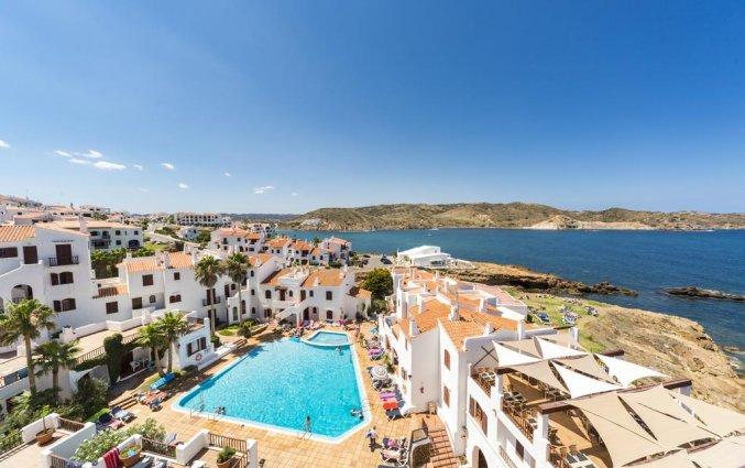 Zonnige vakantie Menorca