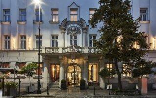 Buitenkant van Hotel H15 Boutique in Warschau