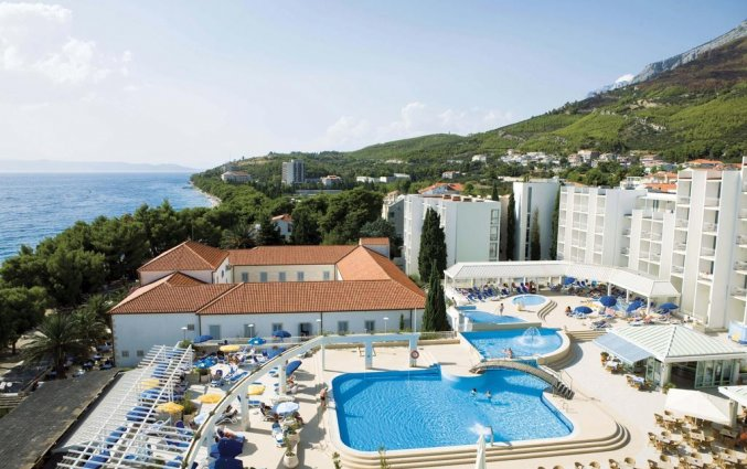 Korting Fly en Drive Dalmatië Hotel Tu epi