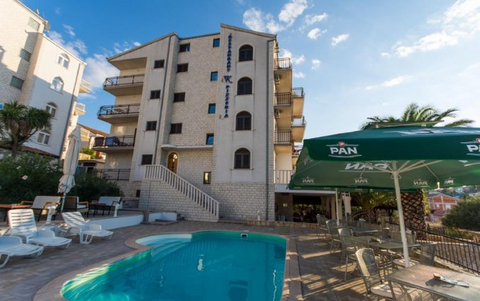 Korting Fly en Drive Dalmatië Hotel Trogir