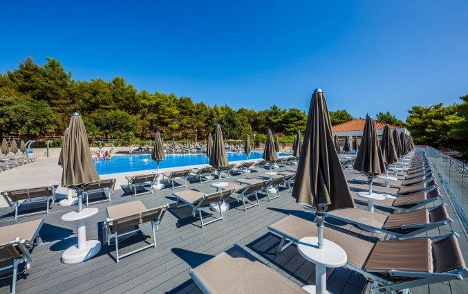 Korting Fly en Drive Dalmatië Hotel Seget Donji
