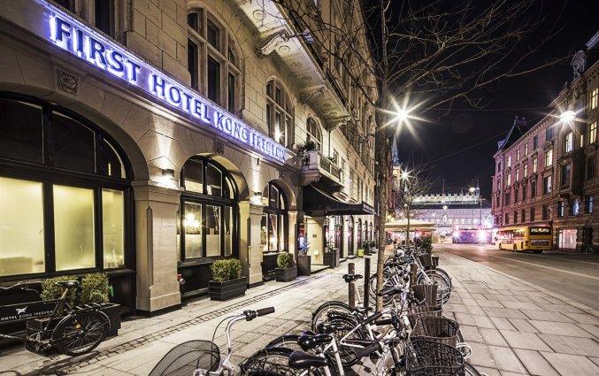 Korting Genieten in Kopenhagen Hotel