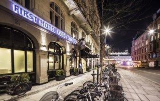 First Hotel Kong Frederik-Exterieur