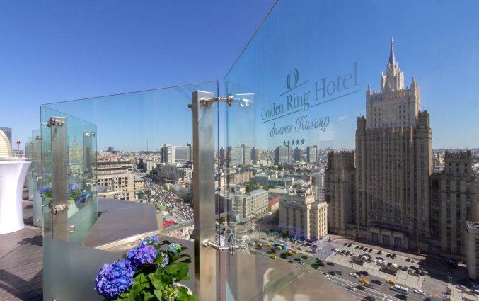 Korting Stedentrip Moskou Hotel Khamovniki
