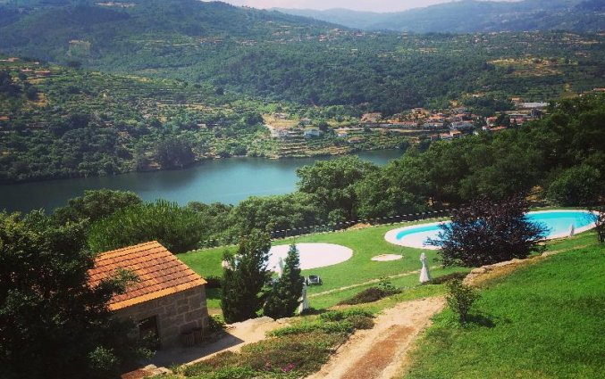 Korting Fly en drive Noord Portugal Hotel Santa Cruz do Douro