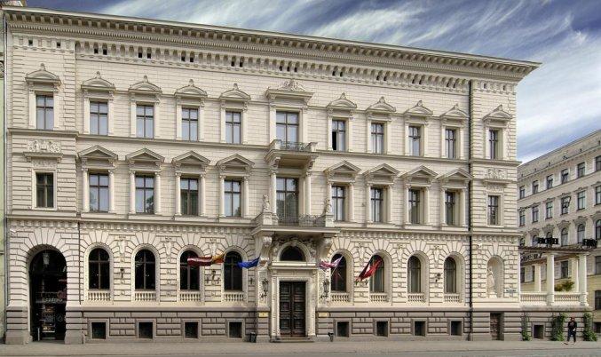 Korting Verrassend Riga Hotel Centrum