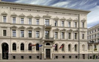 Hotel Europa Royale in Riga