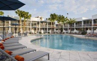 Zwembad van Resort B and Spa Lake Buena Vista in Orlando