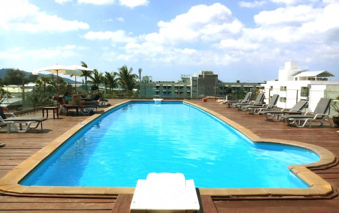 Korting Zonvakantie Thailand Hotel Patong Beach