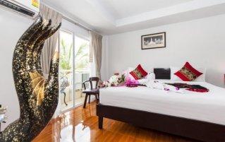 Silver Resortel hotel tweepersoonskamer
