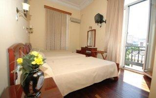 Tweepersoonskamer hotel Cecil Athene