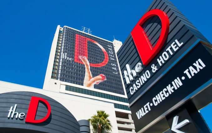 Korting Waanzinnig Las Vegas! Hotel Downtown Las Vegas