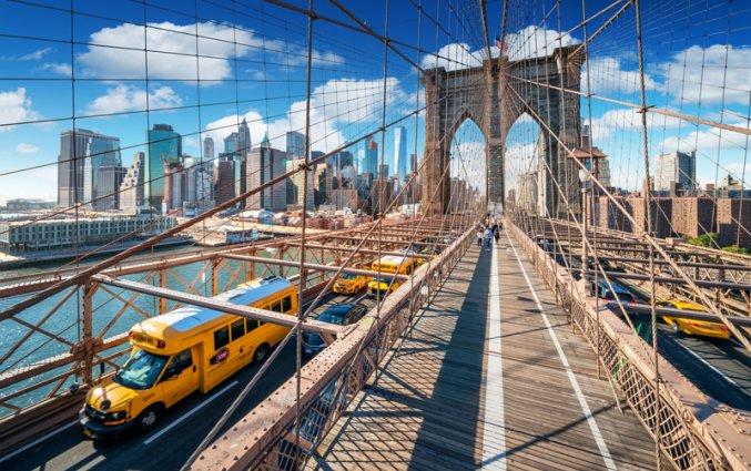Korting Geweldige citytrip New York! Manhattan