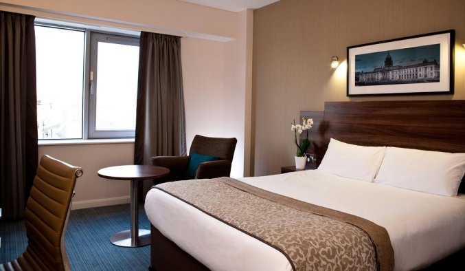 Korting Gezellige stedentrip Dublin Hotel Upper O'Connell Street
