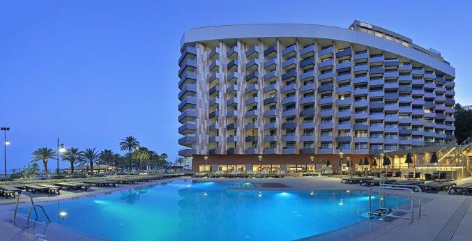 Korting Zonnig Costa del Sol Hotel Torremolinos