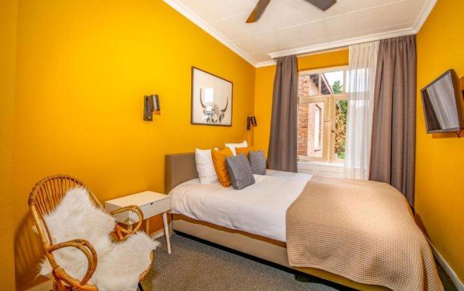 Tweepersoonskamer van Hotel van Dyk in Valkenburg
