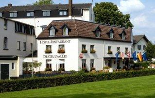 Gebouw van Hotel Fletcher de Geulvallei in Valkenburg