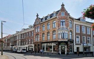 Gebouw van Hotel Sebel in Den Haag
